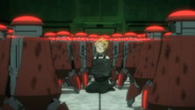 Security Bots capture Denki Kaminari
