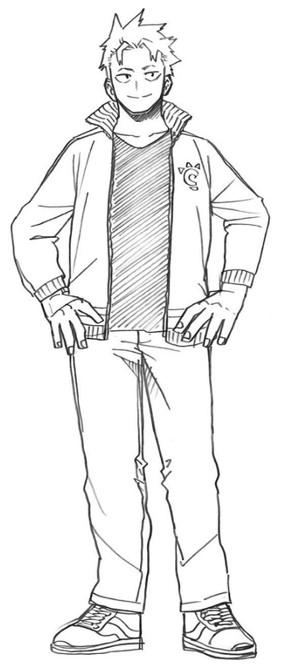 Natsuo Todoroki   My Hero Academia Wiki   FANDOM powered by