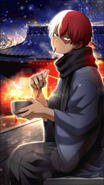Shoto Todoroki Character Art 16 Smash Tap