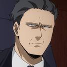 Commissioner General Anime Portrait