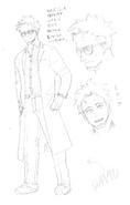 David's coat draft