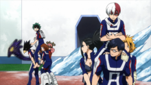 Momo tells Team Midoriya they were tricked