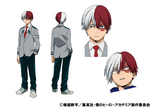 Shoto anime design