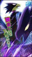 Fumikage Tokoyami Upgrade Character Art 8 Smash Rising