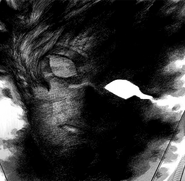 Kurogiri's face turns into Oboros