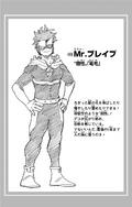Mr. Brave Profile
