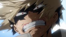 Katsuki y su orgullo dañado