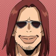 Kenji Hikishi Anime Portrait