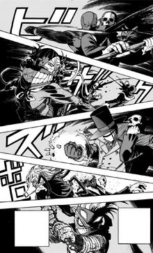 League of Villains vs. Creature Rejection Clan