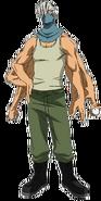 Mezo Shoji casual profile