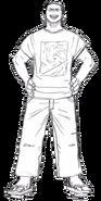 Inasa Yoarashi Civilian Profile