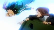 Izuku Falling (Anime)