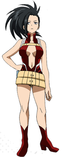 Momo Yayorozu Full Body Hero Costume