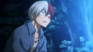 Shoto's despair