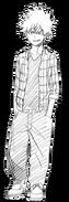 Katsuki Bakugo Civilian Profile