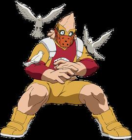 Koji Koda Hero Costume 2 Anime Action
