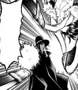 Nemoto and Sakaki attack