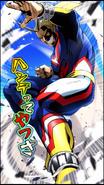 All Might Upgrade Character Art 1 Smash Rising