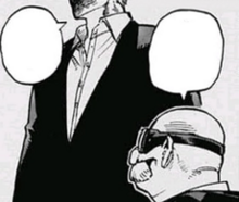 Daruma asks All for One if he can mess with Tomura