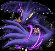 Fumikage Black Ankh Artwork - Monster Strike
