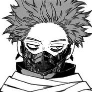 Hitoshi Shinso Hero Manga Headshot