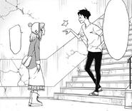 Koichi tries complimenting Kazuho