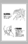 Volume 16 Rappa and Tengai Profile