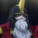 Yoroi Musha Portrait Anime