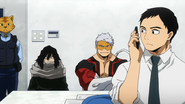 Naomasa phones All Might