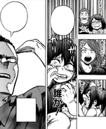 Tenko being abused by his father