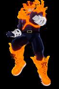 Endeavor One Justice 2 Design