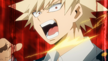 Katsuki wants to kill with music