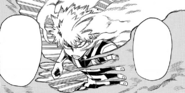Katsuki's reflexes