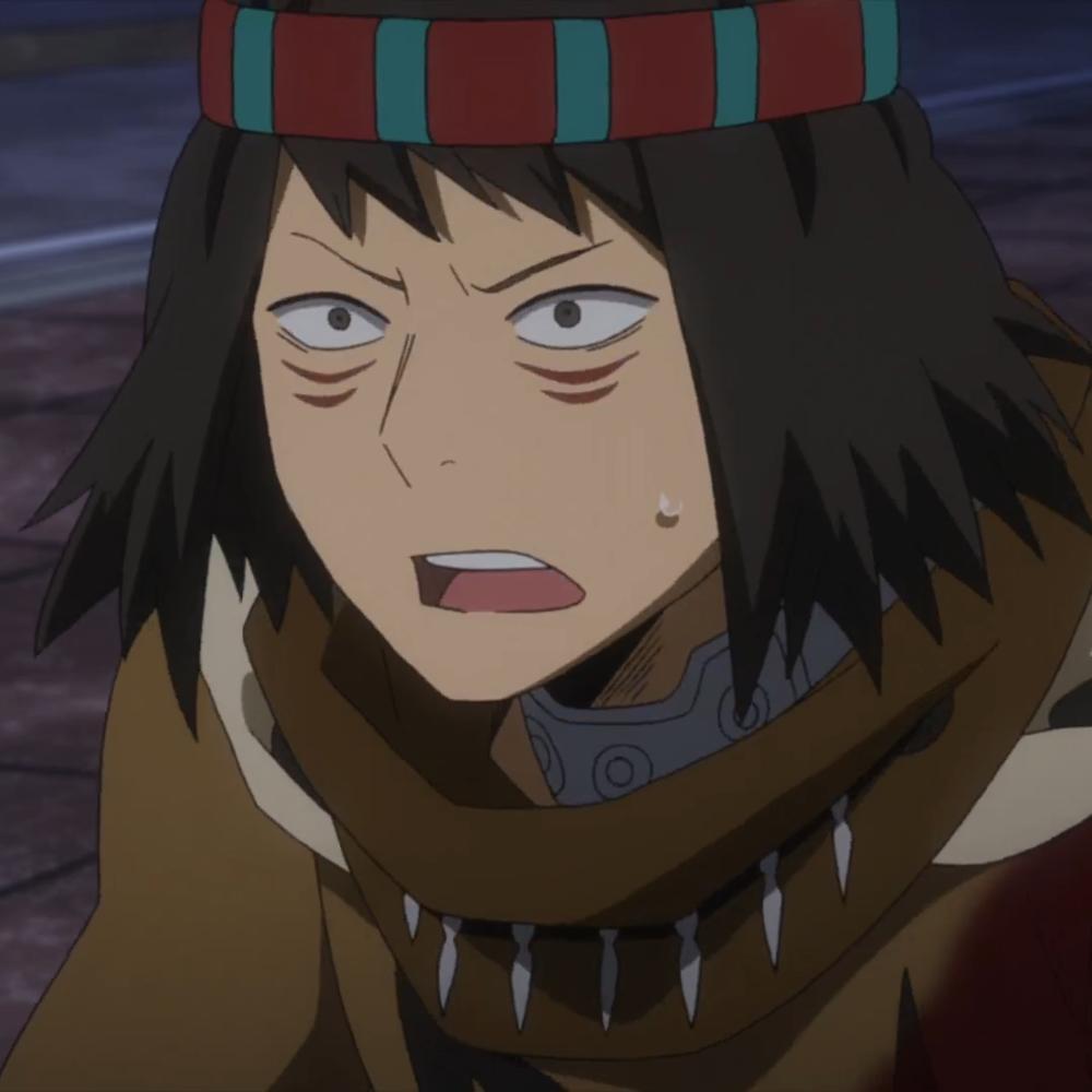 Native anime