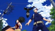 Momo Yaoyorozu/Synopsis | My Hero Academia Wiki | FANDOM powered by