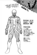 Volume 24 Jin Bubaigawara Profile