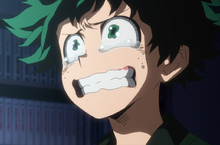 Izuku Is Approved