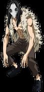Deidoro Sakaki Anime Profile