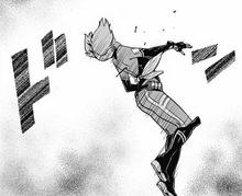 Kazuho gets shot