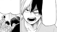 Shoto's anger at Tsuragamae