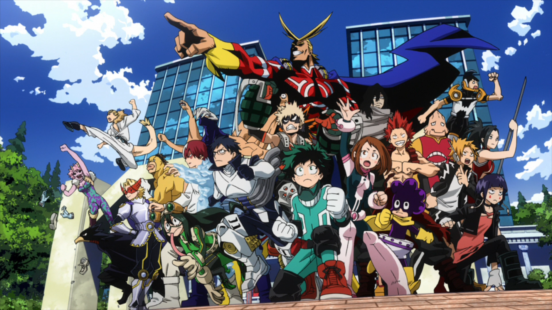 The Day My Hero Academia Wiki Fandom