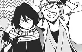 Shota and Oboro Team Up