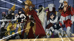 U.A. Teachers vs. League of Villains (Anime)