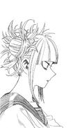 Volume 27 Himiko Toga Sketch