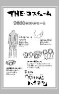 Volume 8 Yuga Aoyama Costume