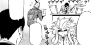 All Might bad at Desk Work