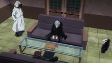 Kai introduces Tomura to Shogi