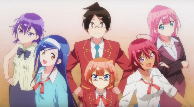 Bokutachi wa Benkyou ga Dekinai - We Never Learn, BokuBen, We Can't Study
