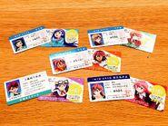 Bokuben anime gift card