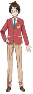 Nariyuki Yuiga Anime Profile